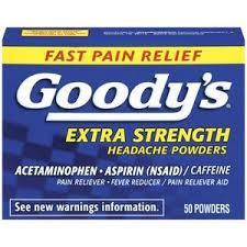 Goody's Headache Powder