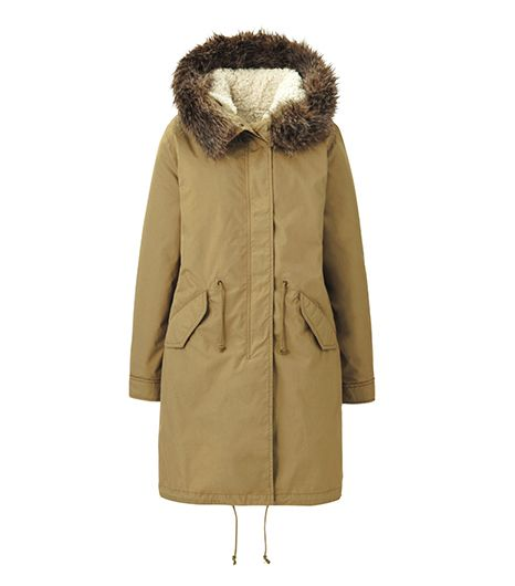 Uniqlo Military Coat