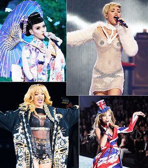 The Best (And Wildest) Onstage Looks Of The Year