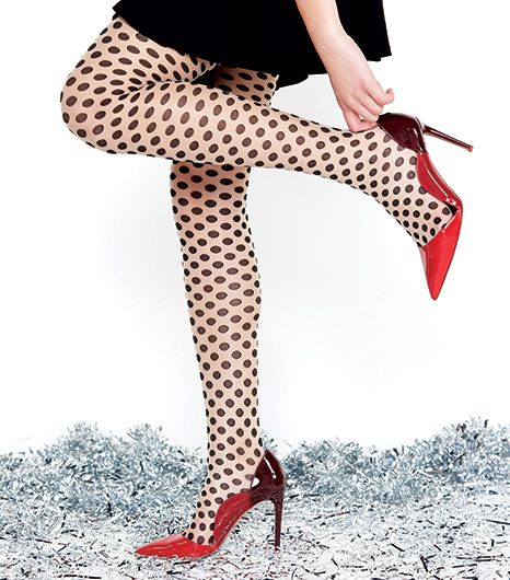 The Best Shoes And Party Tights Combinations