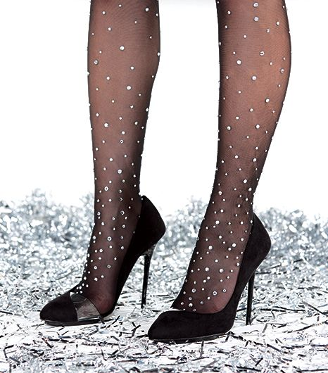 Because your legs like their bijoux too.