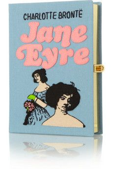 Olympia Le-Tan Book Clutch