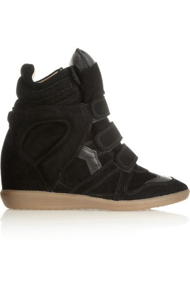 Isabel Marant The Bekett Wedge Sneakers