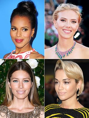 2013's Red Carpet Beauty Awards
