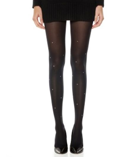 The Limited Embellished Tights
