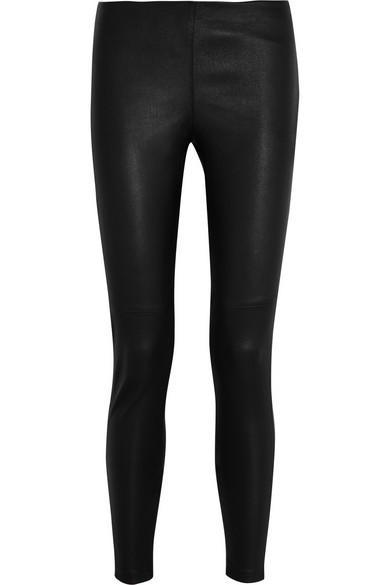 Victoria Beckham  Stretch-Leather Leggings