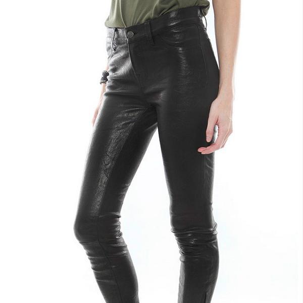 J Brand  5 Pocket Leather Legging