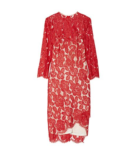 Lover  Rosebud Lace Dress
