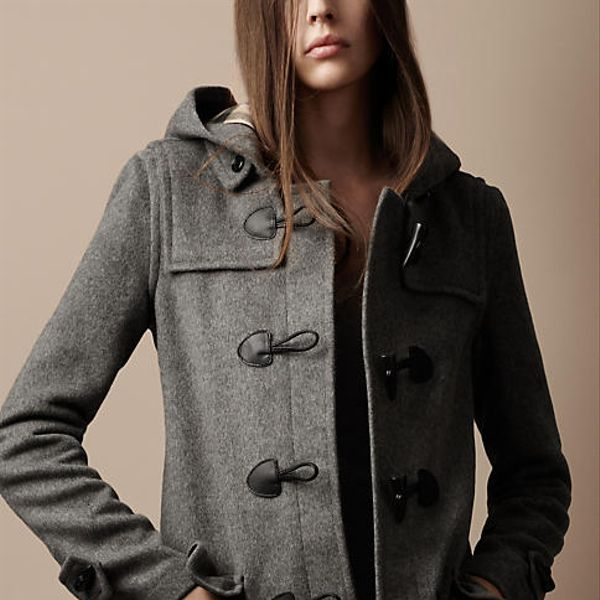 Burberry  Wool Duffle Coat