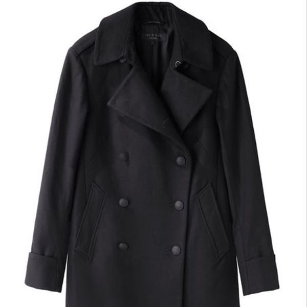 Rag & Bone  Moss Coat