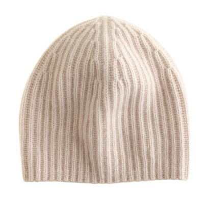 J.Crew  Chunky Cashmere Hat