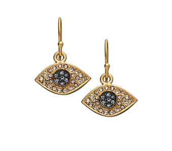 Indulgems  Evil-Eye Drop Earrings