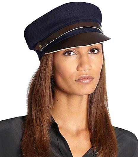 Lola  Chauffer Redux Hat