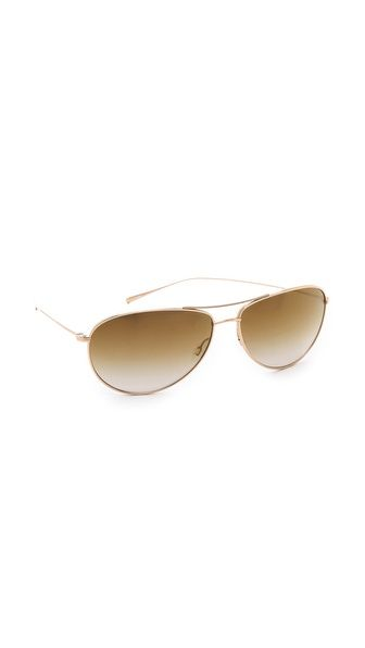 Oliver Peoples  Tavener Sunglasses