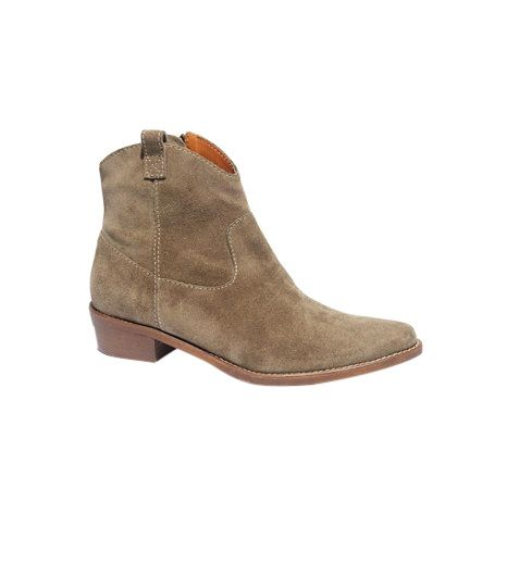 Madewell  The Barnwood Boot