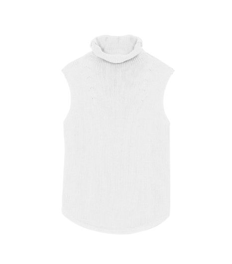 Tibi Light Sleeveless Sweater