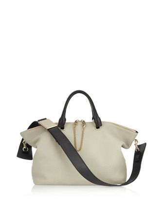 Chloe  Baylee Medium Two-Tone Bag