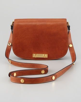 Marni  Adjustable Strap Saddle Bag