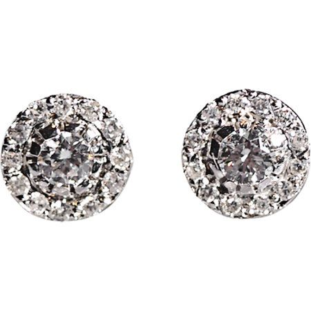 Ileana Makri  Diamond Stud Earrings