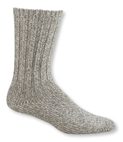 L.L. Bean Merino Wool Rag Socks
