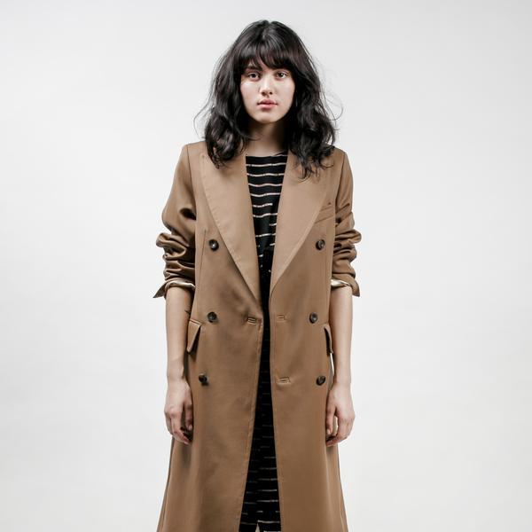 Rachel Comey Wool Freight Coat