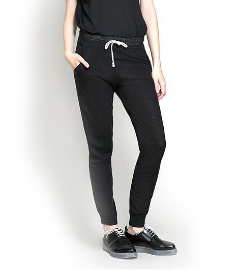 Zara Plush Trousers