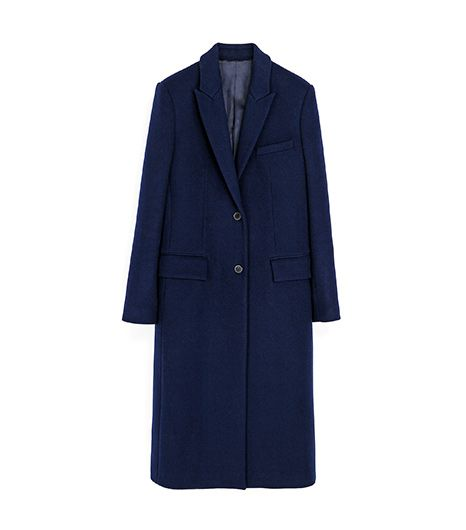 Zara  Masculine Studio Coat