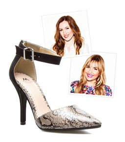 Hillary and Katherine Reveal Their ShoeDazzle Favorites