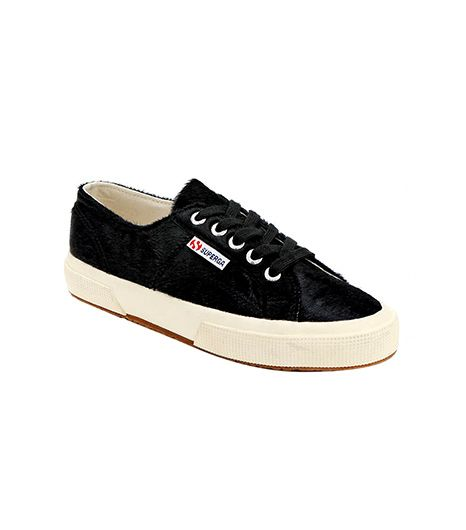 Superga  2750 Calf Hair Sneaker