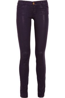 Current/Elliott  The Coated Jean Legging