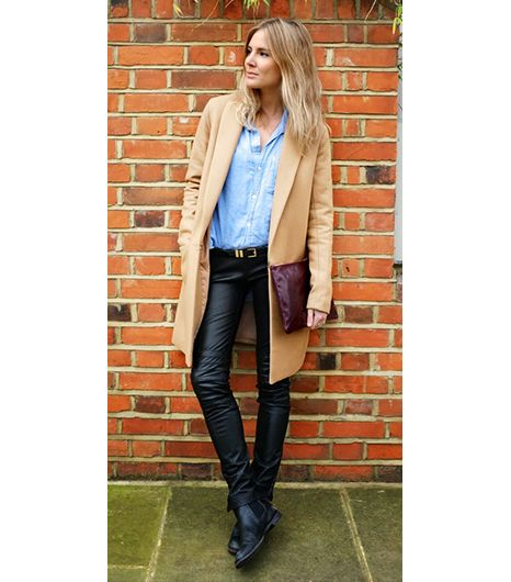 Slim Tip 15: Match Shoes & Pants 