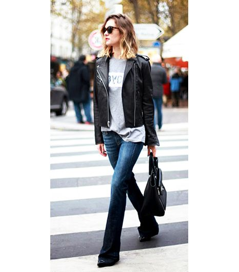 Slim Tip 11: Flared Pants 