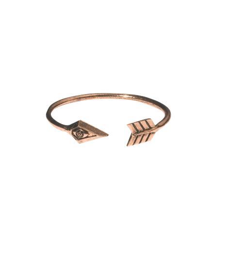 Fortuned Culture  Bronze Arrow Bracelet