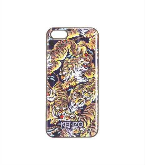 Kenzo  Kenzo Tiger Print iPhone 5 Case