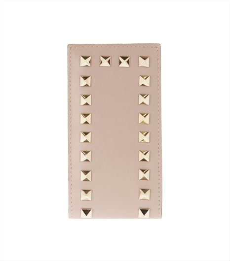 Valentino  Valentino Rockstud Leather iPhone 5 Case