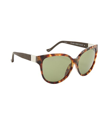 The Row  The Row Cat Eye D-Frame Sunglasses