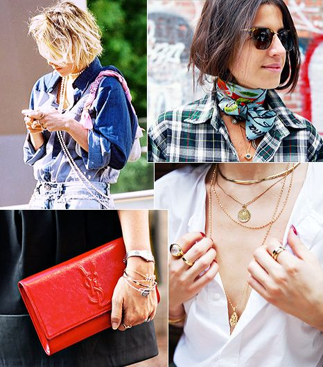 7 Things To Steal From Your Mom's Closet