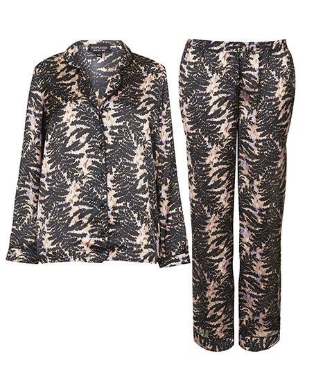 Topshop Fern Print Pajamas