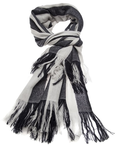 Denis Colomb  Stripe Scarf
