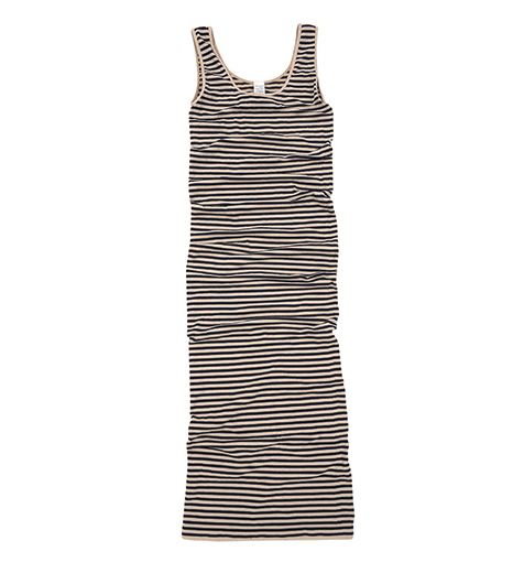 Tees By Tina Micro Stripe Dress