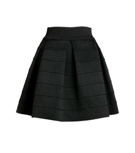Devlin Pleated Skirt