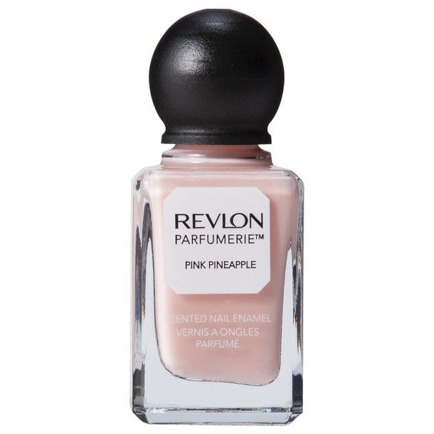 Revlon Scented Nail Enamel in Pink Pinneapple