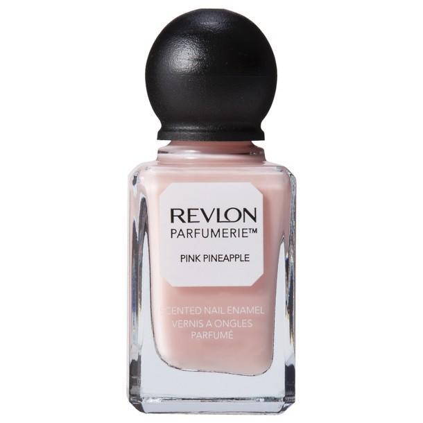 Revlon Scented Nail Enamel in Pink Pinneapple