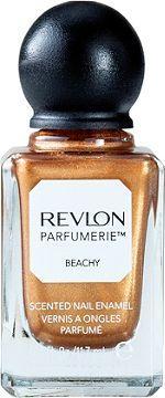 Revlon Scented Nail Enamel in Autumn Spice