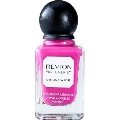 Revlon Scented Nail Enamel in African Tea Rose