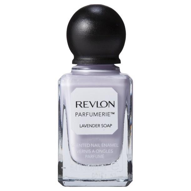 Revlon Scented Nail Enamel in Lavender Soap