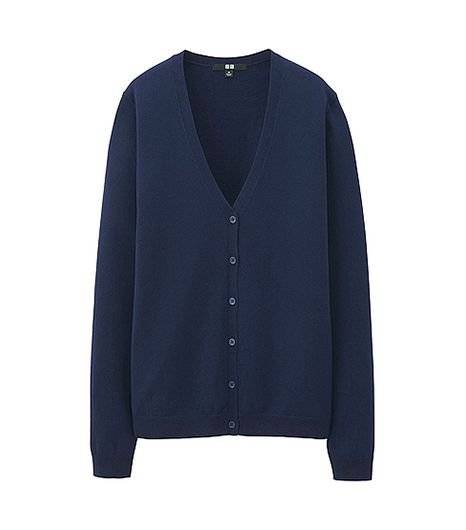 Uniqlo  Cotton Cashmere Cardigan