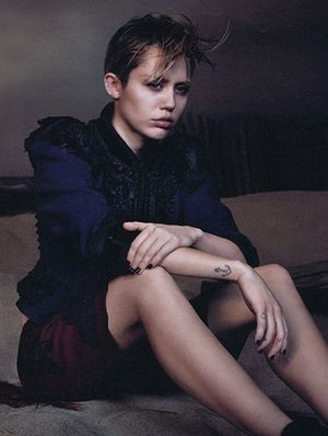Marc Jacobs Debuts New Nail Polish on Miley Cyrus