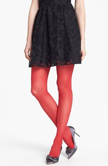 DKNY  Semi-Sheer Tights