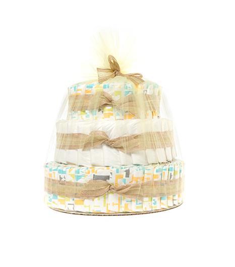 Honest Company Honest Company Diaper Cake: